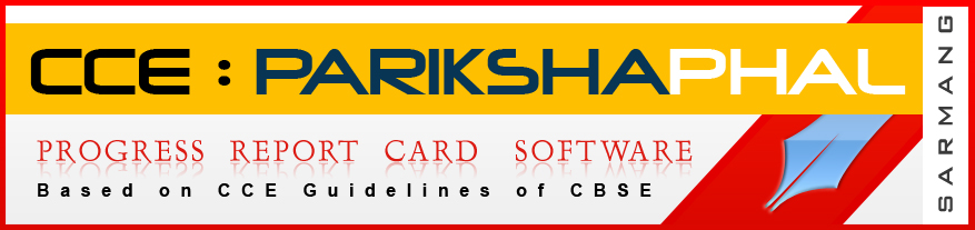 CBSE CCE Report Card Parikshaphal Logo